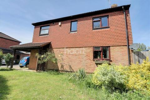 3 bedroom detached house to rent - Rothersthorpe, Giffard Park