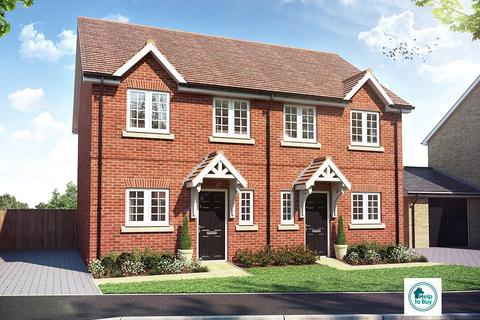 2 bedroom semi-detached house for sale - The Dartfield, Hartree Green, Caldecote, Cambridgeshire