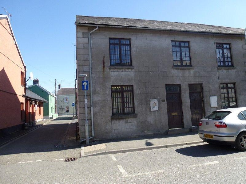 End Of Terrace House for sale in , Stone Street, Llandovery, Carmarthenshire.