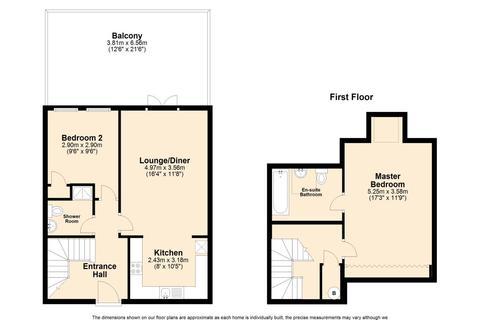 2 bedroom apartment for sale - Valley Park Park View, Sugar Way, Peterborough