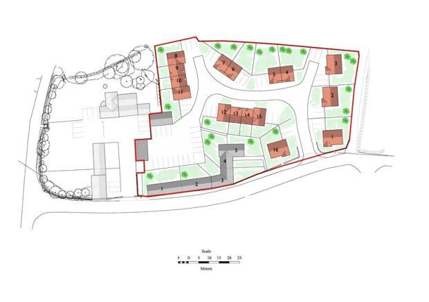 Land Commercial for sale in Church Farm Development, Calverhall, Whitchurch, Shropshire