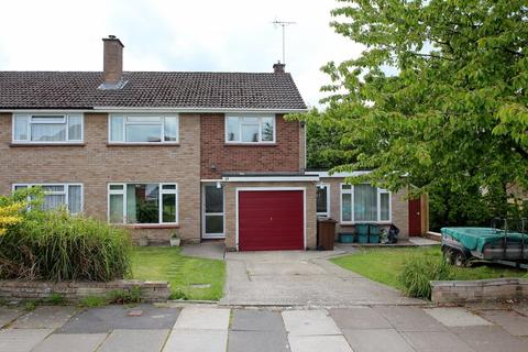 4 bedroom semi-detached house to rent - Whittington Road, Benhall, Cheltenham