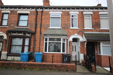 3 bedroom terraced house for sale - Queensgate Street, Hull, East Yorkshire, HU3 2TT
