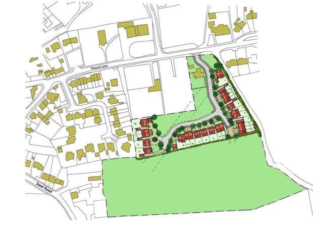Land Commercial for sale in Tilstock Development, Tilstock, Whitchurch, Shropshire