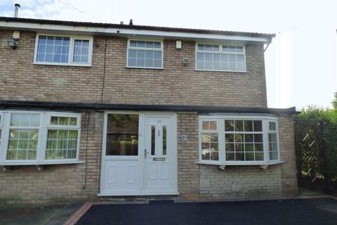 3 bedroom terraced house to rent - Bradfield Close, Stockport