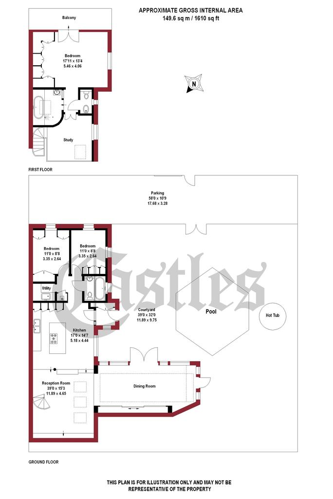 Floorplan: The Coach House,...