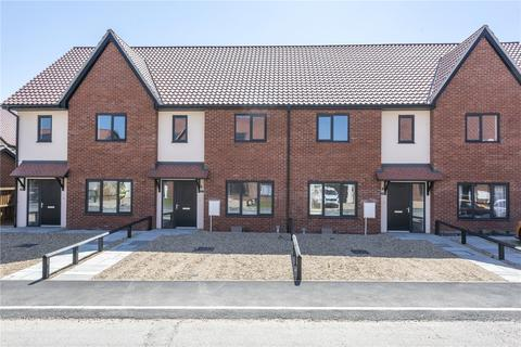 3 bedroom terraced house for sale - Plot 32, Wendover Park, Salhouse Road, NR13