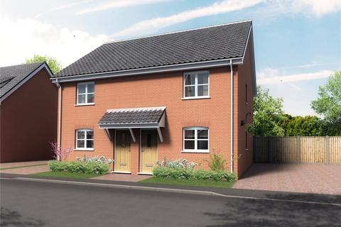 2 bedroom semi-detached house for sale - Plot 11, Barn Owl Close, Off Station Road, Reedham, NR13