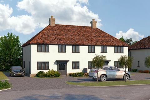 3 bedroom semi-detached house for sale - Ashen Road, Ridgewell