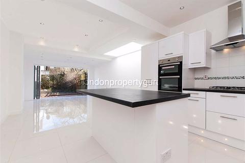 4 bedroom terraced house to rent - Pevensey Road, Tooting, SW17