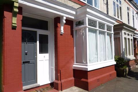 4 bedroom terraced house to rent - Whalley Avenue, Whalley Range, Manchester