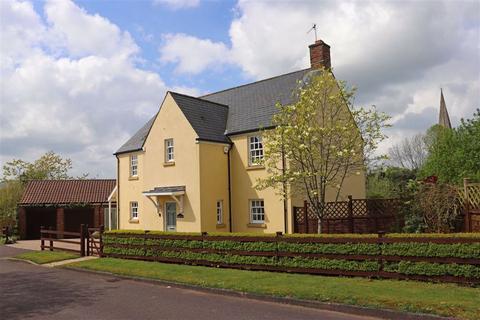 4 bedroom detached house for sale - De Clere Way, Trellech