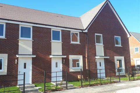 2 bedroom terraced house for sale - Mannock Field, Longhedge, Salisbury