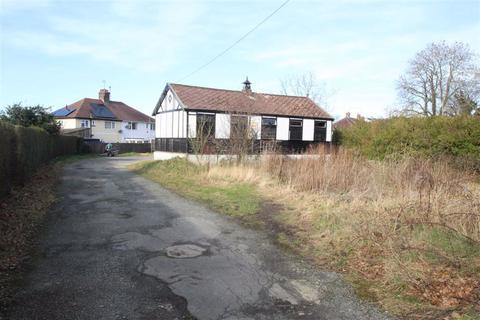Land for sale - Bronywaun, Chirk