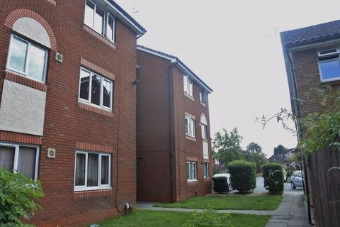 Studio to rent - FLAXFIELD COURT, TOWN CENTRE
