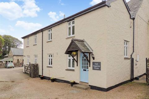 4 bedroom semi-detached house for sale - Hagginton Hill, Berrynarbor, Ilfracombe, Devon, EX34