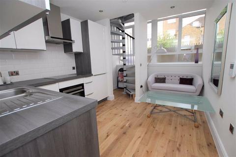 1 bedroom duplex to rent - Quant Building, Walthamstow