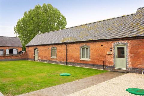 1 bedroom barn conversion to rent - Aychley Farm Barns, Market Drayton, TF9