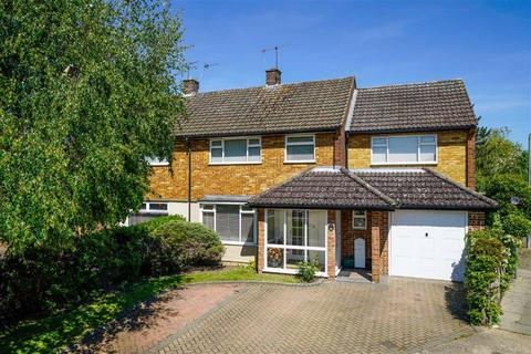 4 bedroom semi-detached house for sale - St Vincent Drive, St Albans, Hertfordshire