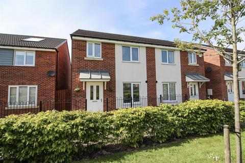 3 bedroom semi-detached house for sale - Miller Close, Newcastle Upon Tyne