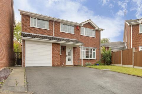5 bedroom detached house for sale - Cheviot Close, Arnold, Nottinghamshire, NG5 9PS