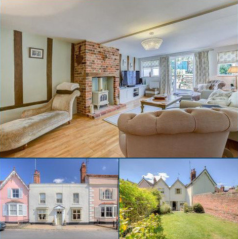 4 bedroom terraced house for sale - Coggeshall - Fenn Wright Signature