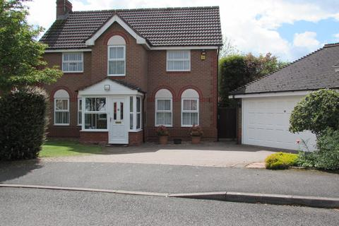 4 bedroom detached house for sale - Gillott Close, Solihull