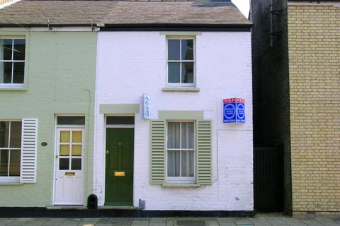 2 bedroom end of terrace house to rent - Perowne Street, Cambridge