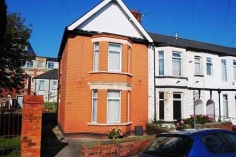 4 bedroom end of terrace house to rent - Grafton Road, Newport