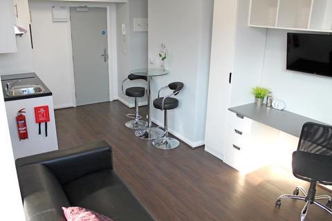 Studio to rent - 76 Milton Street Apartment 321, Victoria House, NOTTINGHAM NG1 3RA