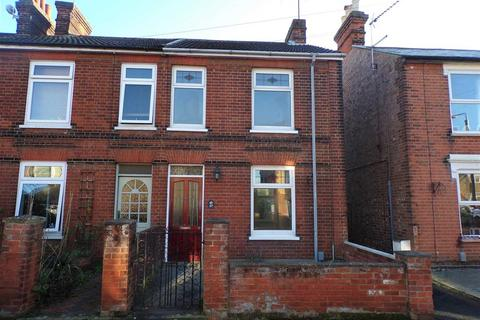 2 bedroom end of terrace house to rent - Dover Road, Ipswich