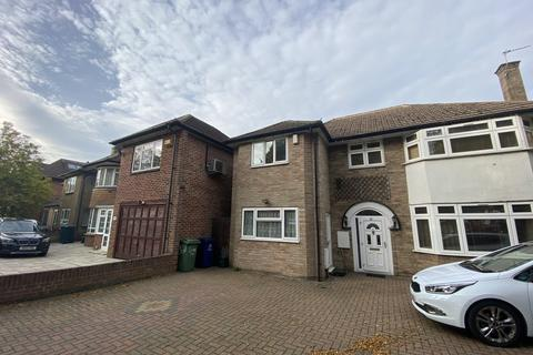 2 bedroom semi-detached house to rent - Sunderland Avenue, Oxford