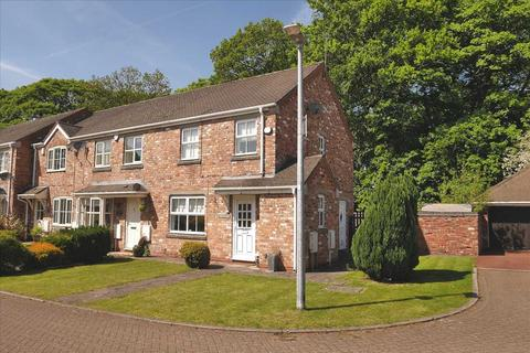3 bedroom mews for sale - Blairgowrie Drive, Tytherington, Macclesfield