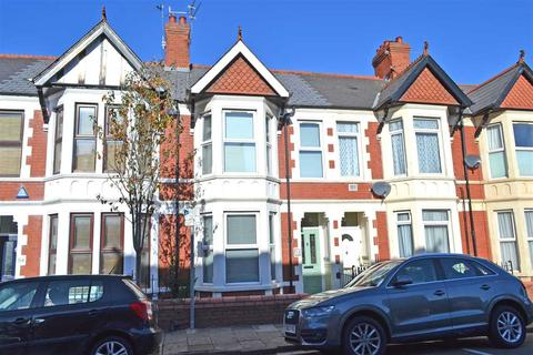 4 bedroom terraced house to rent - NEWFOUNDLAND ROAD, HEATH/GABALFA, CARDIFF