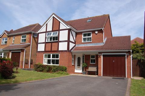 4 bedroom detached house to rent - Somerby Drive, Solihull B91
