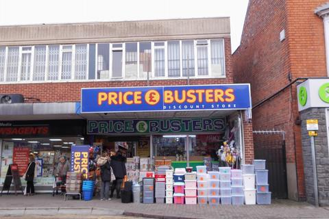 Shop to rent - Queens Road  Leicester