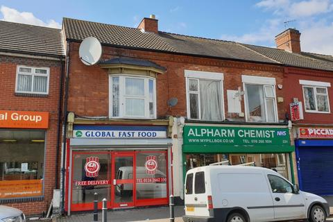 Shop for sale - Loughborough Road  Leicester