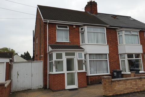 3 bedroom semi-detached house for sale - Strathmore Avenue  Leicester