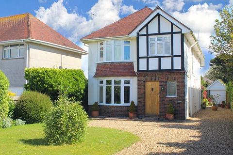 4 bedroom detached house for sale - Southgate Road, Southgate, Swansea, City & County Of Swansea. SA3 2DH