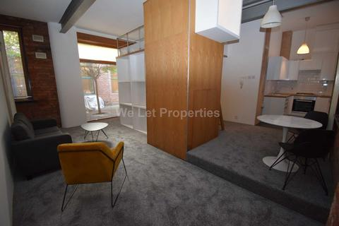 Studio To Rent Sallys Yard City Centre