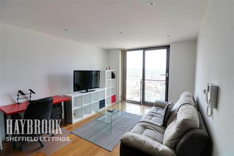 2 bedroom flat to rent - City Lofts St Pauls, Sheffield City Centre