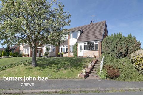 3 bedroom semi-detached house for sale - Sandylands Park, Wistaston