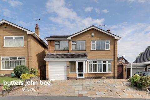 4 bedroom detached house for sale - Hardy Close, Wistaston, Crewe