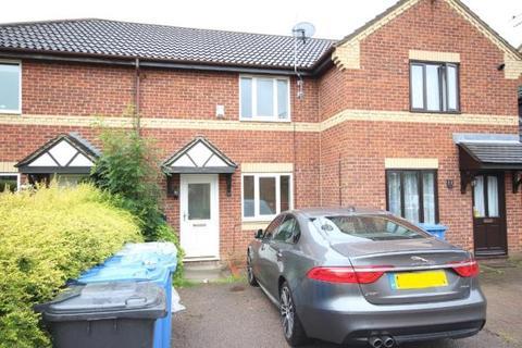 2 bedroom terraced house to rent - Primrose Close, Kettering NN16