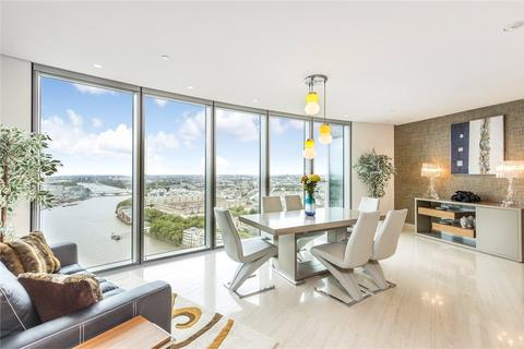 3 bedroom flat for sale - The Tower, One St George Wharf, Nine Elms, Vauxhall, London, SW8