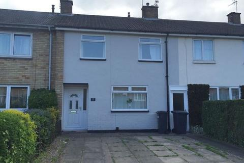 3 bedroom terraced house to rent - Scotswood Crescent, Leicester, LE2 9QE