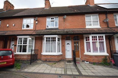 3 bedroom terraced house to rent - Merton Avenue, Leicester,
