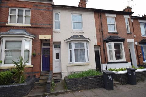3 bedroom terraced house to rent - Dulverton Road, Leicester,