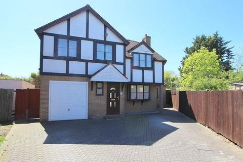4 bedroom detached house for sale - Brindle Gate, Sidcup, DA15 8BU