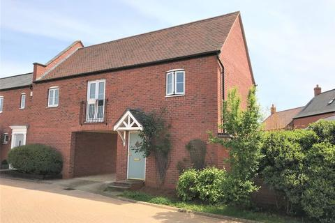 1 Bedroom Coach House For Angelica Close Banbury